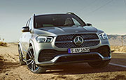 GLE 350 d 4MATIC