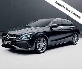 Oferta CLA Shooting Brake Mercedes-Benz