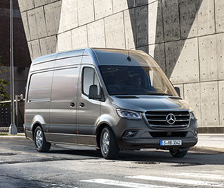 Oferta Sprinter Mercedes-Benz